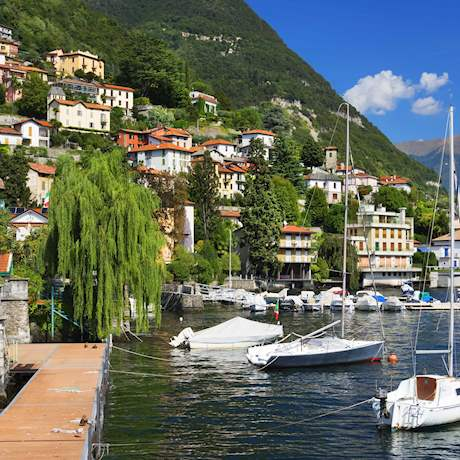 Lake Come Lugano