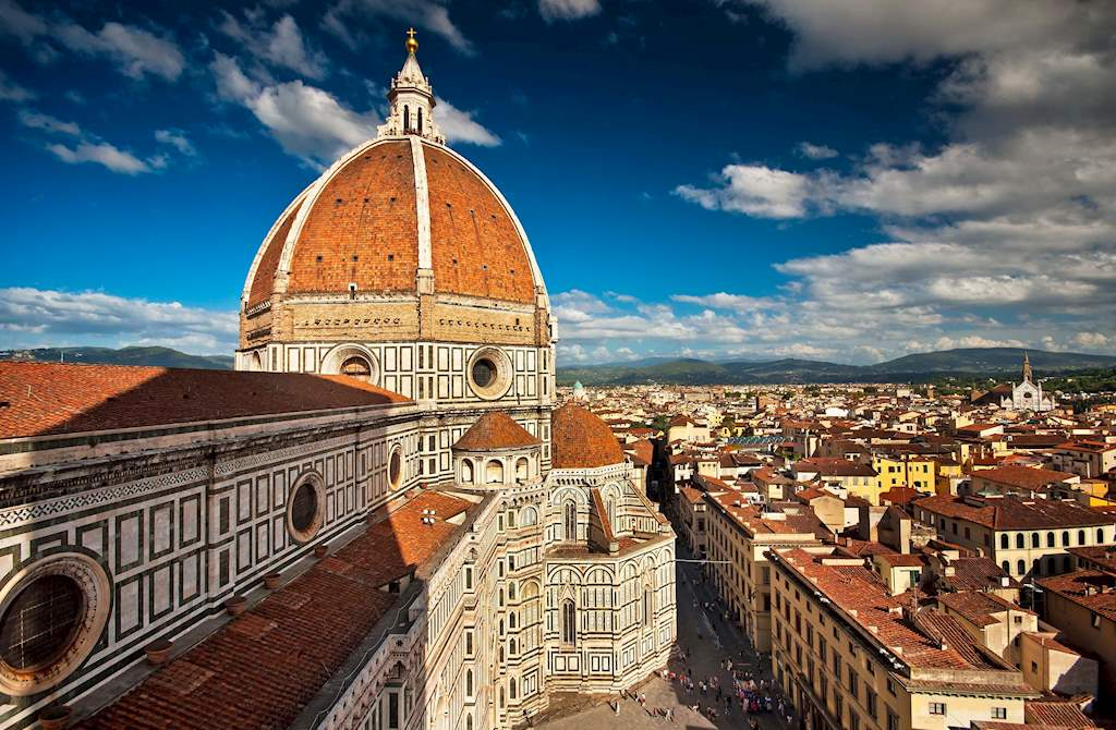 Italian Florence: Florence Half Day Skip The Line Guided Tour