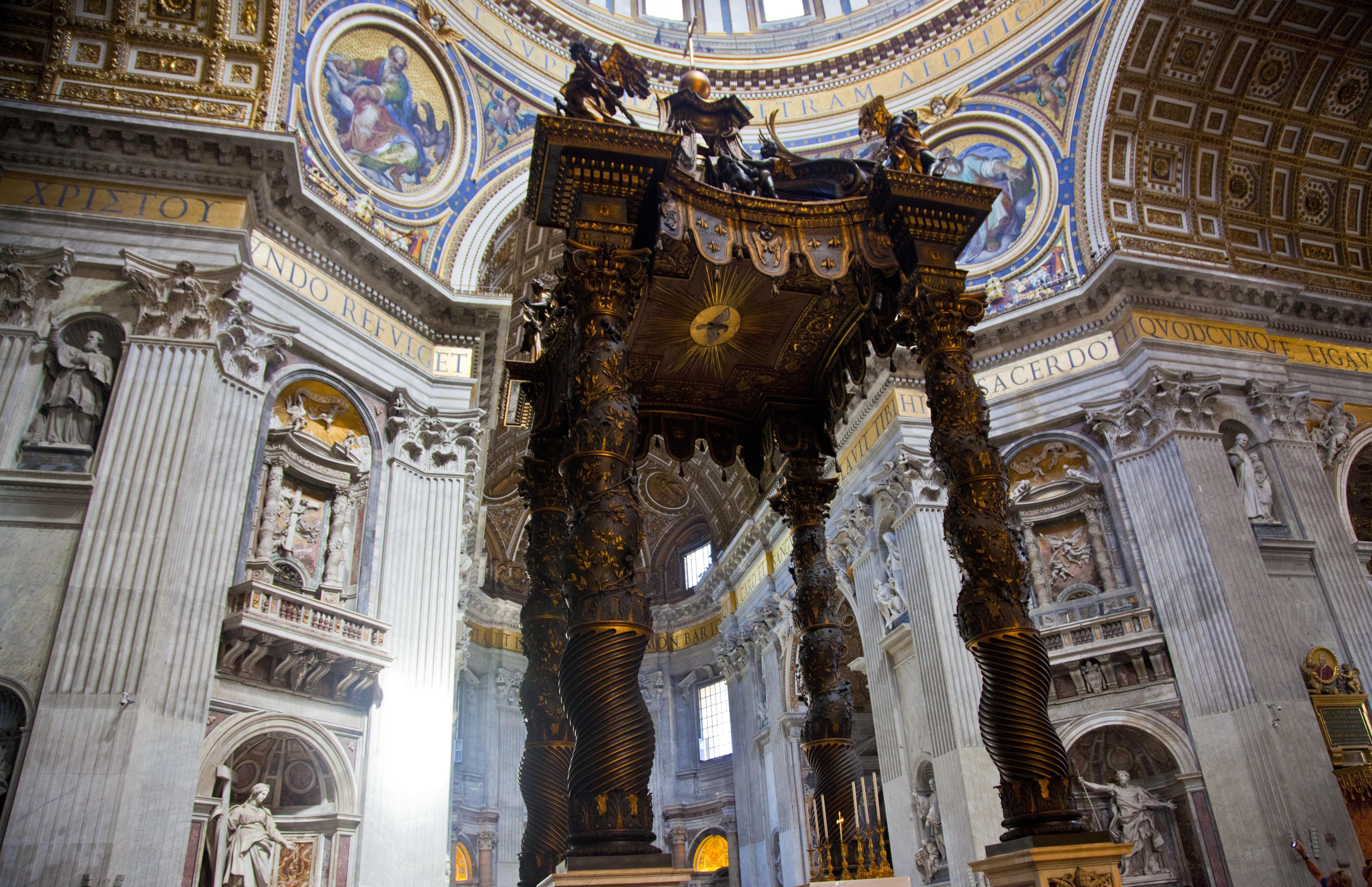 Vatican Museum Amp Bramante Staircase Tour City Wonders