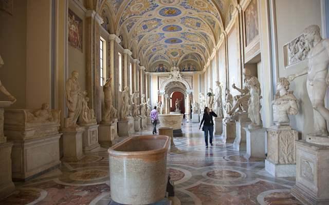Vatican gallery