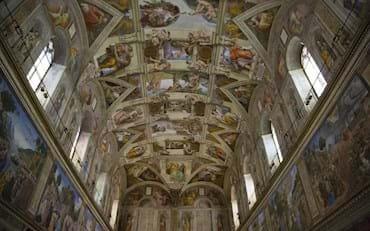 Sistine Chapel's ceiling
