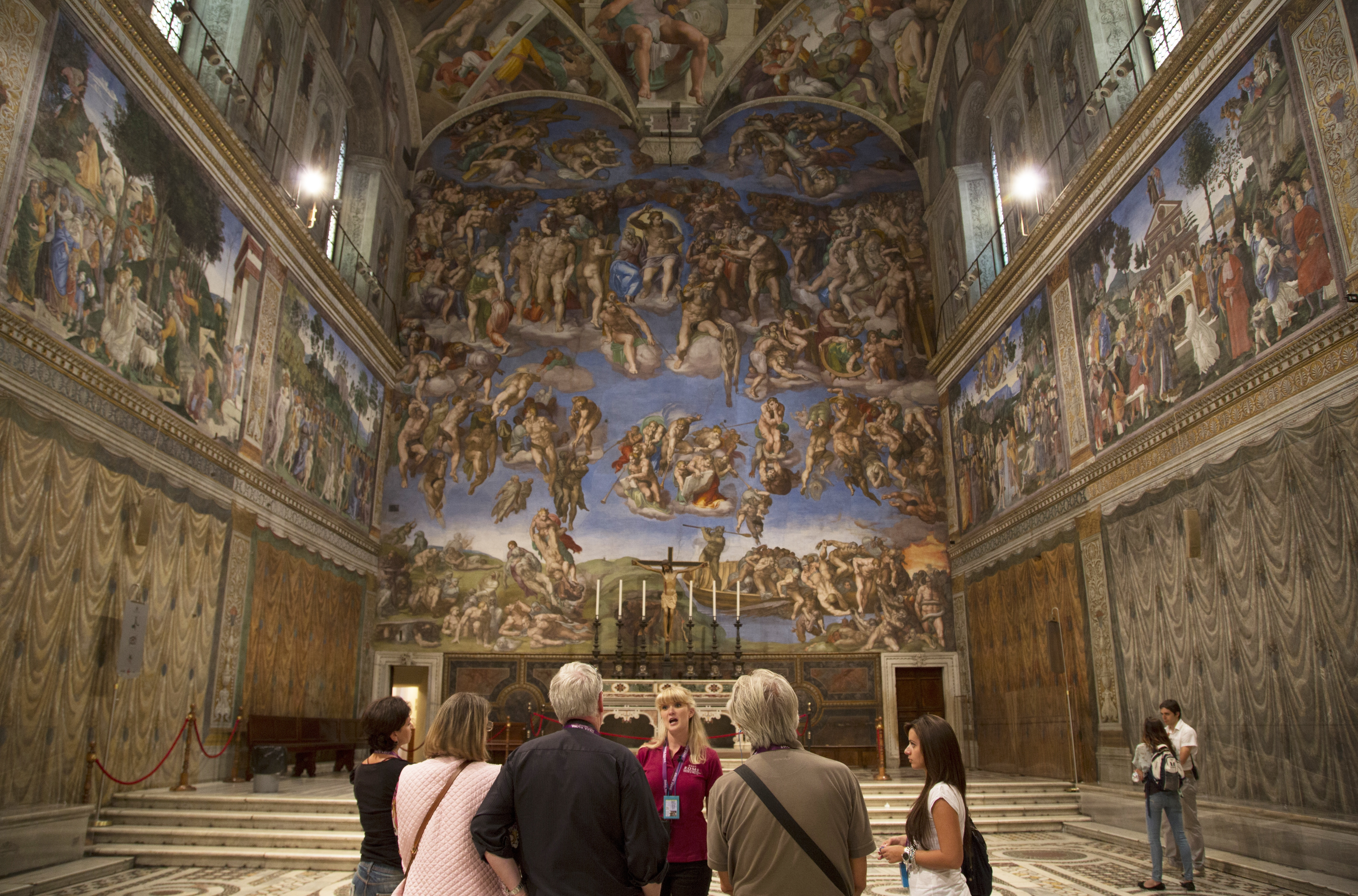 Skip The Line Early Access Sistine Chapel Tickets City