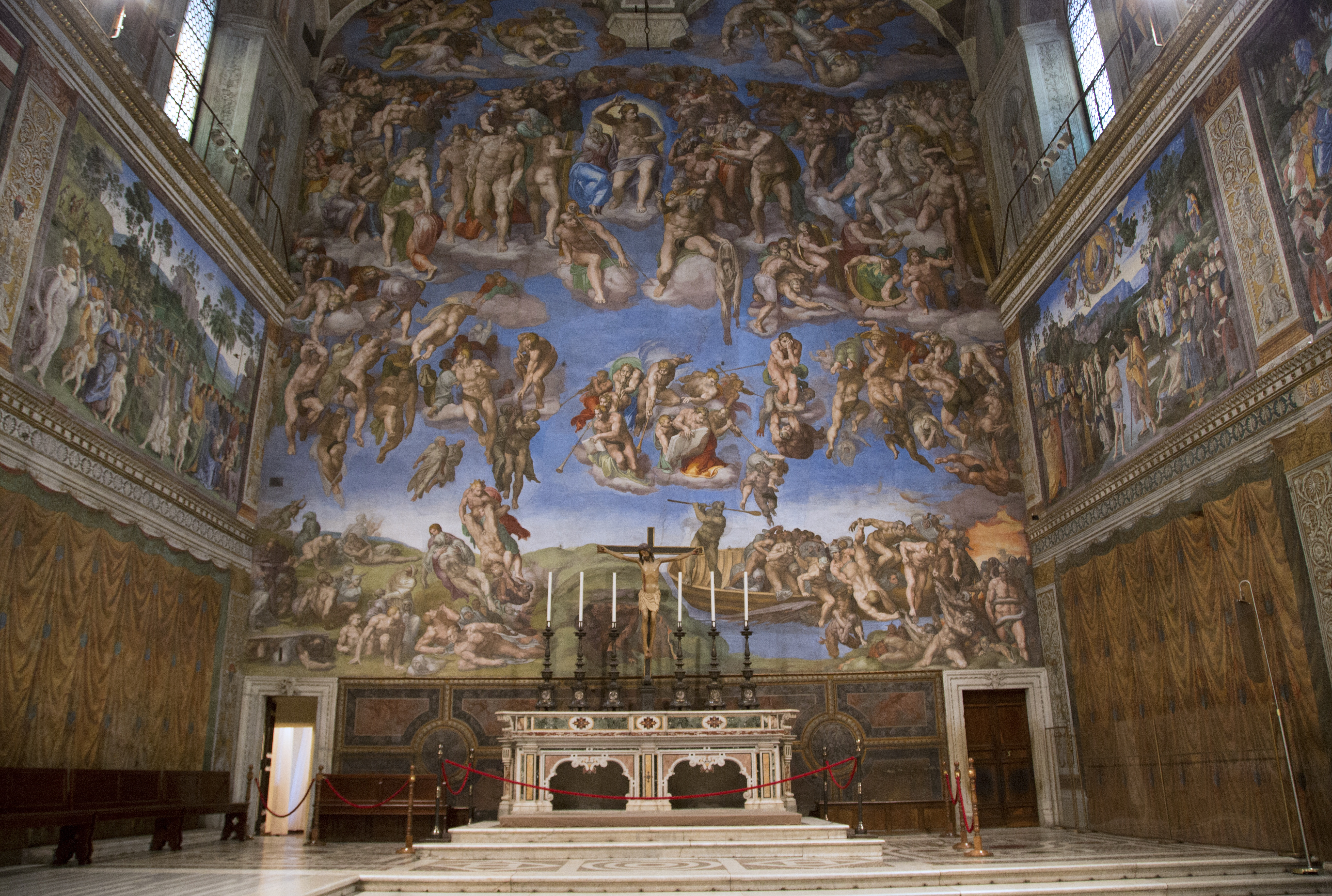 Private Vatican Museum Amp Bramante Staircase Tour City