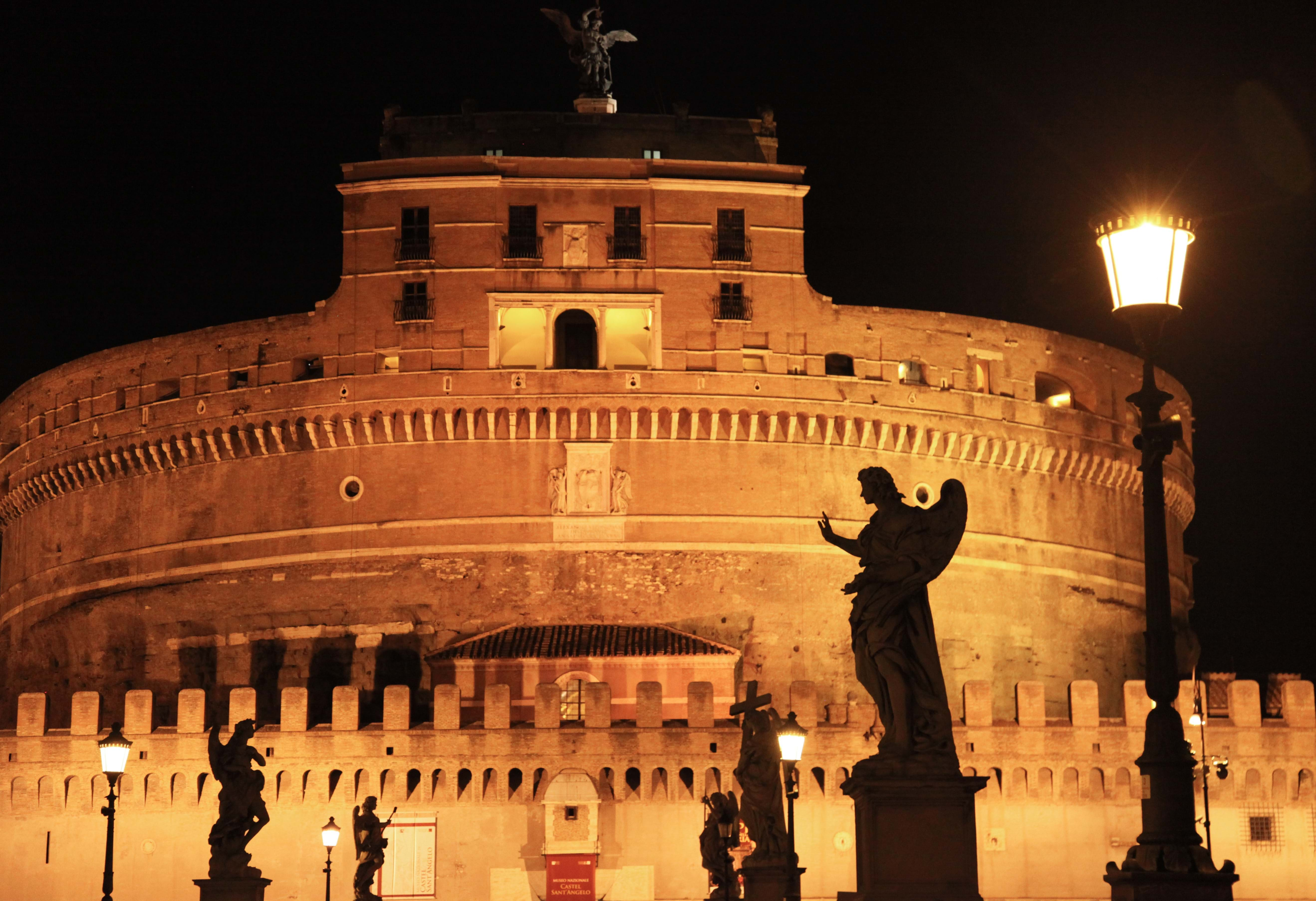 Rome Ghost Walking Tours