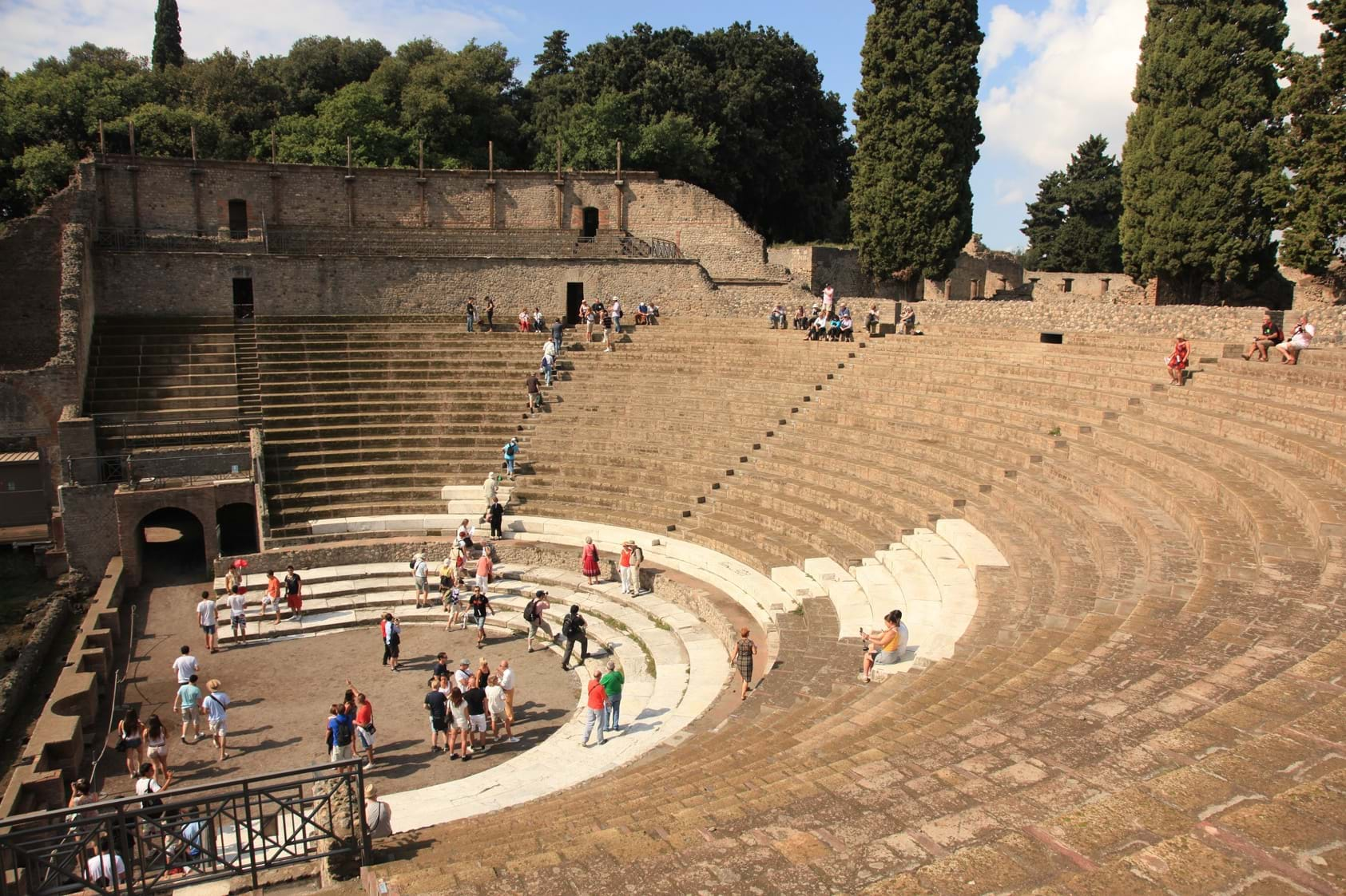 Day Tour In Rome