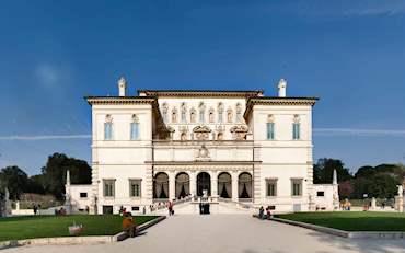 Borghese gallery facade