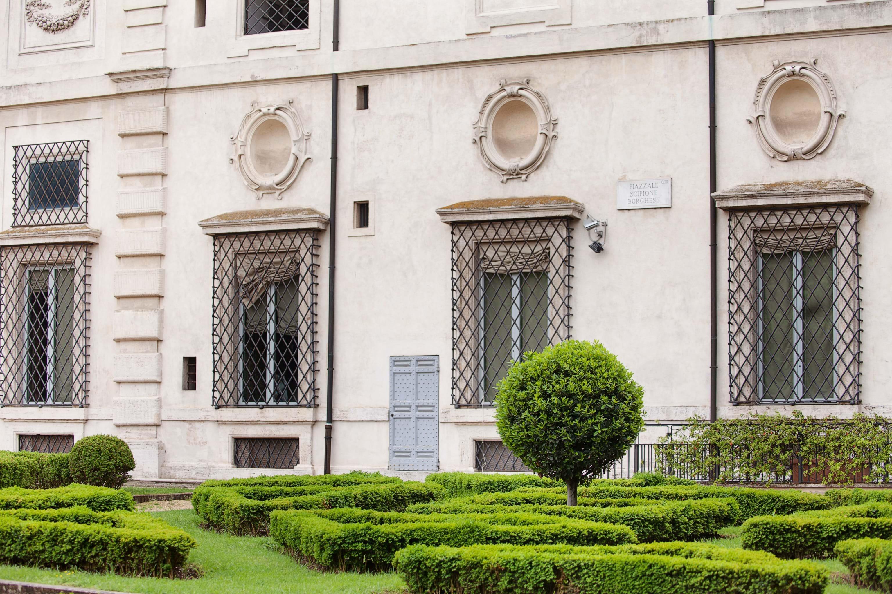 Villa Borghese Gallery Gardens Tour City Wonders