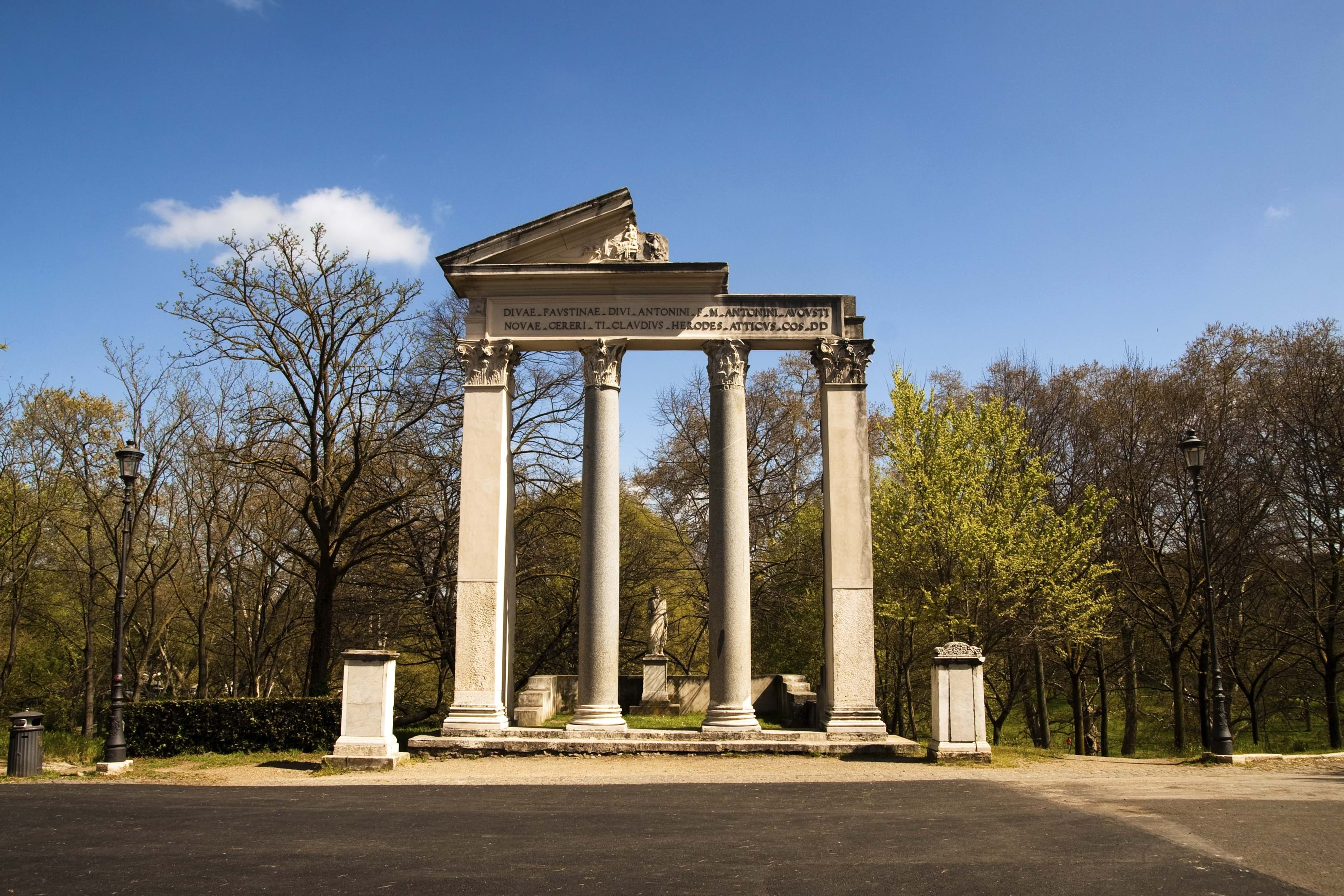 Borghese Gardens And Galery Tour
