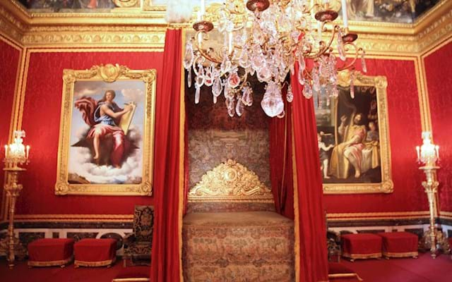 king's chamber versailles