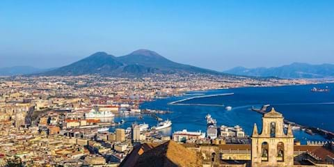 Bay of Naples, Italy