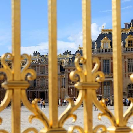 The Versailles Palace Gate
