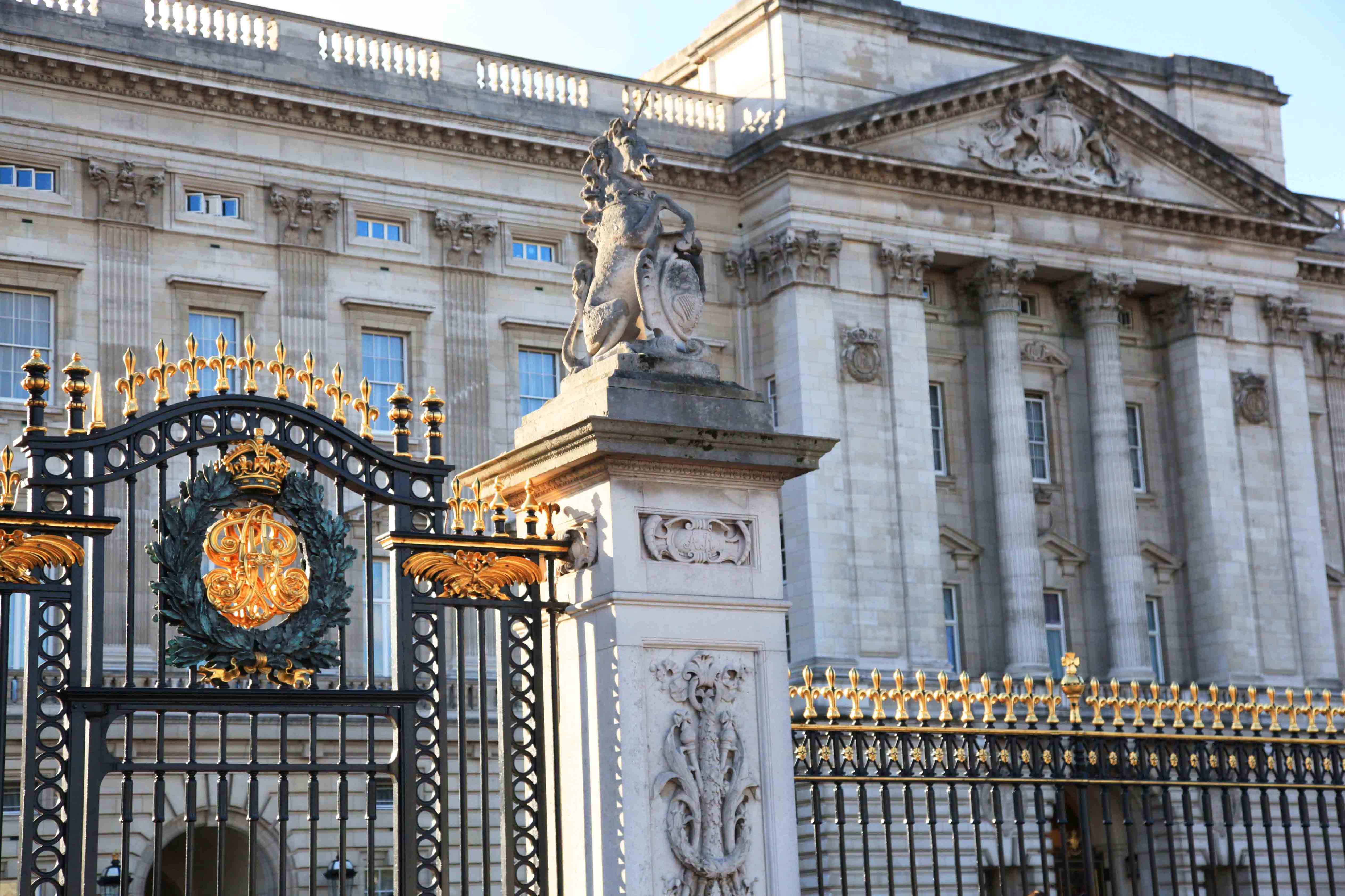 Buckingham Palace Tour Tickets With Afternoon Tea City