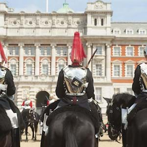 Royal Horse Guard Parade