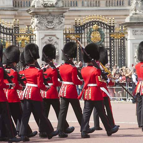 Royal Guards Parade