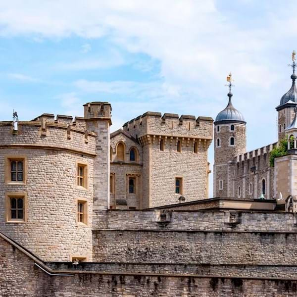 Towers of Tower of London