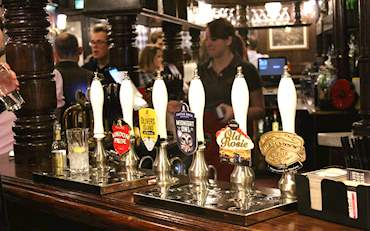 English Ales on Tap
