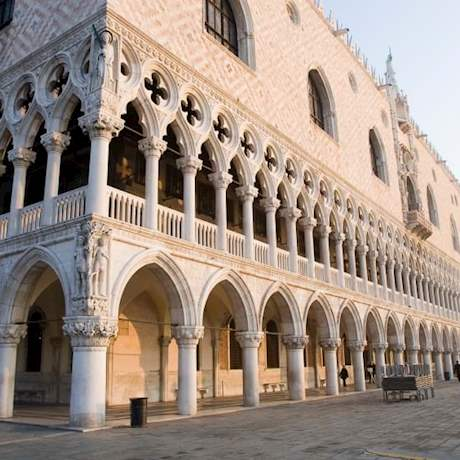 Doge's Palace Exterior View