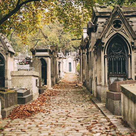 Pere Lachaise General View