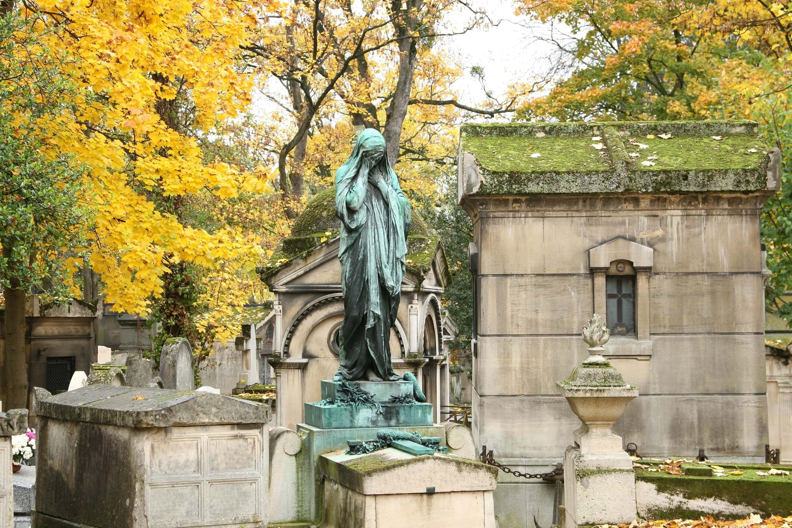 Pere Lachaise Cemetery Statue : pere la chaise cemetery - Sectionals, Sofas & Couches
