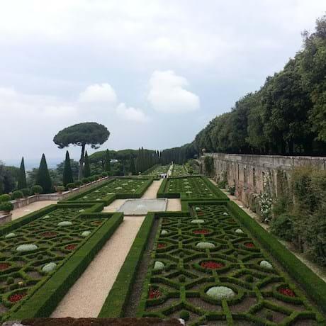 Castel Gandolfo Gardens