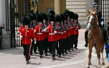 Changing Guard London