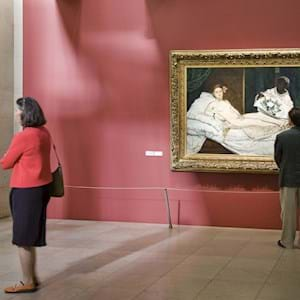 musee d'orsay Manet Olympia