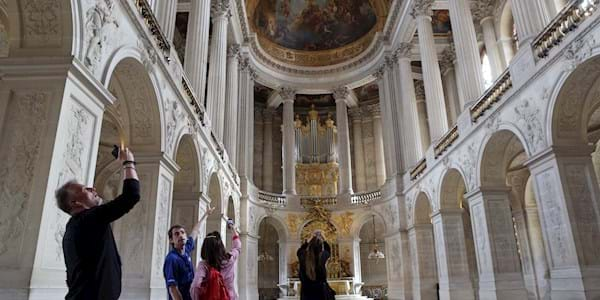 Interior Versailles  Guides