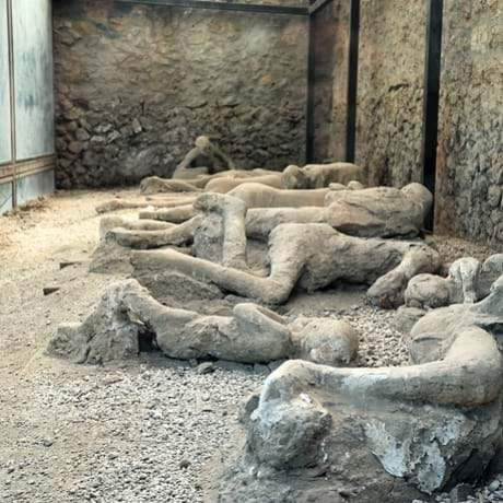 Pompeii Excavations