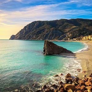Monterosso Beach View