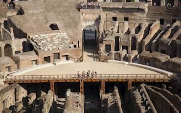 Express Colosseum Arena