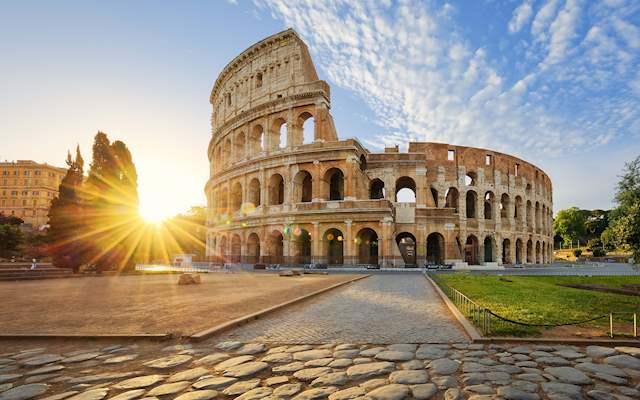 Colosseum Breakfast Vip
