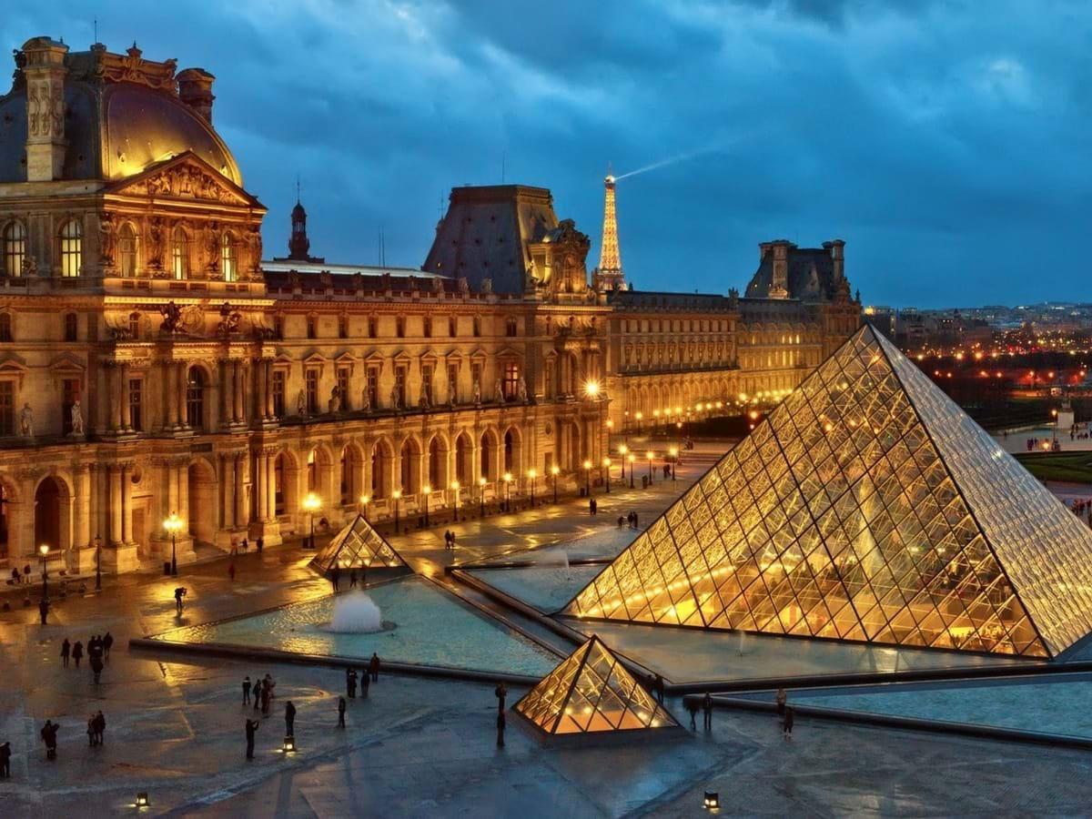Louvre Highlights Tour