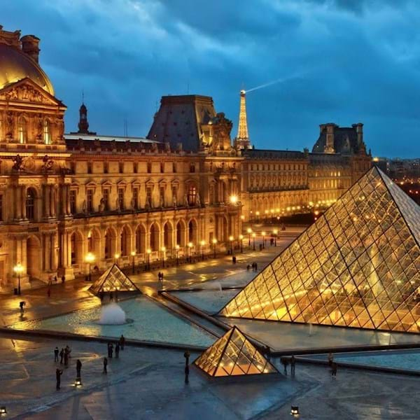 VIP Louvre Evening Tour Paris  City Wonders
