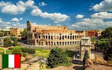 Colosseo Foro Palatino