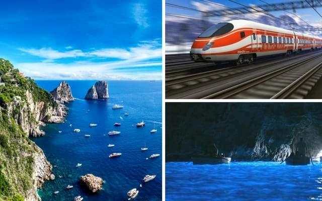 Capri Blu Grotto Express