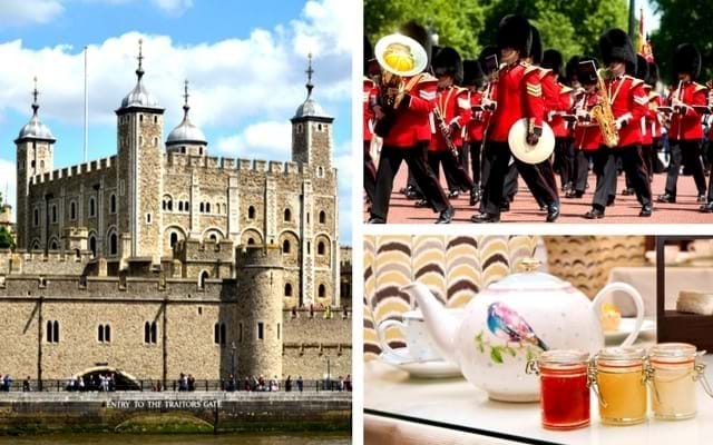 London Tower and Tea