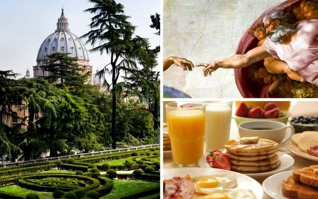 The vatican rome sightseeing tours and day trips city wonders for 400 garden city plaza