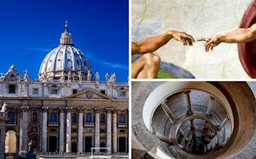 Vatican Sistine Chapel Bramante