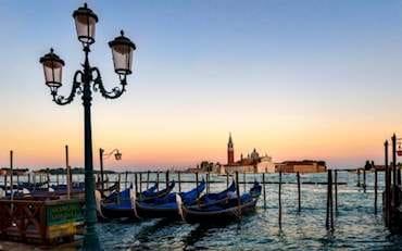 Venice Evening Gondola