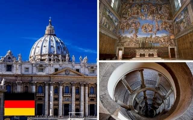 Erweiterte Führung Vatikan