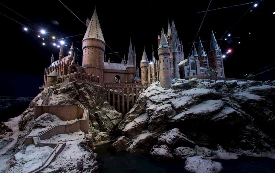 Fully Guided Harry Potter Tour