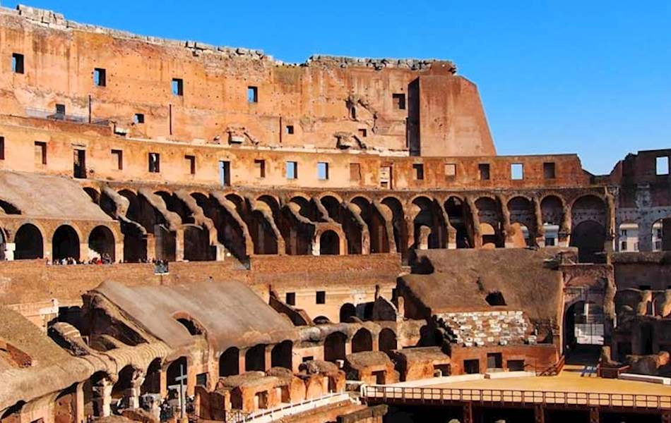 Colosseum Underground Guided Tour & Tickets