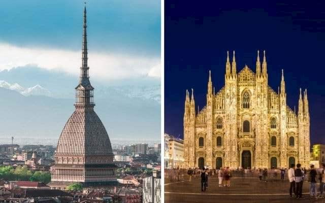Turin Milan One Day