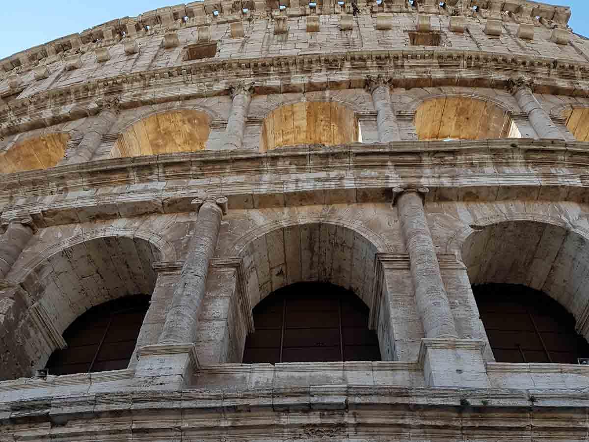 Over Rome Tour