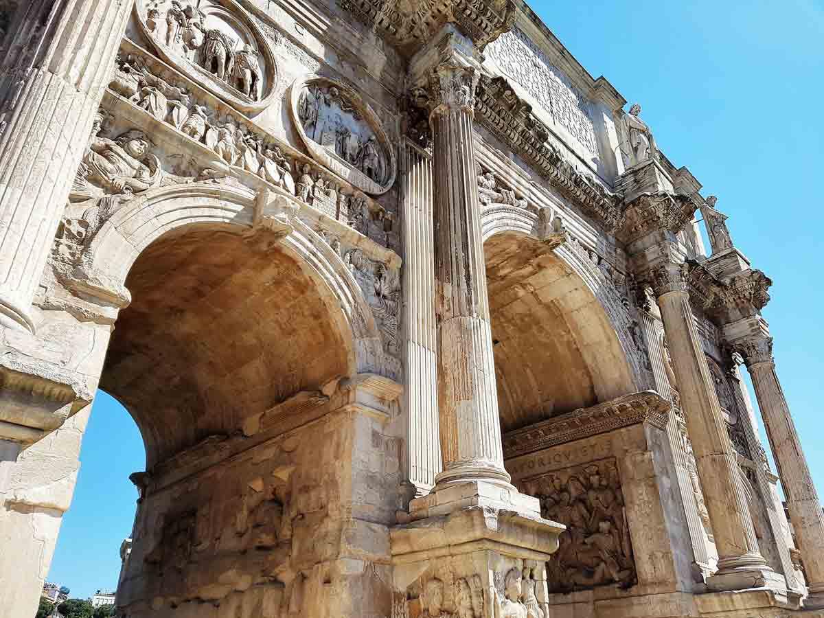 Skip The Line Colosseum  U0026 Roman Forum Tour Tickets