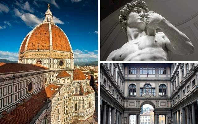 florence full day Uffizi