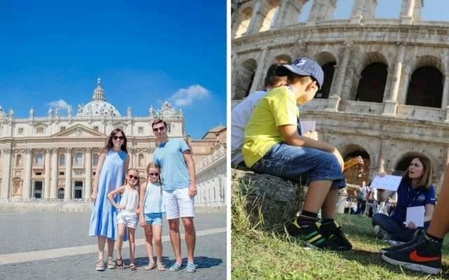 Vatican Colosseum Highlights