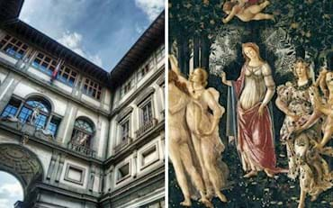 Private Uffizi Gallery Renaissance