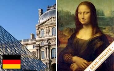 Louvre Museum Monalisa