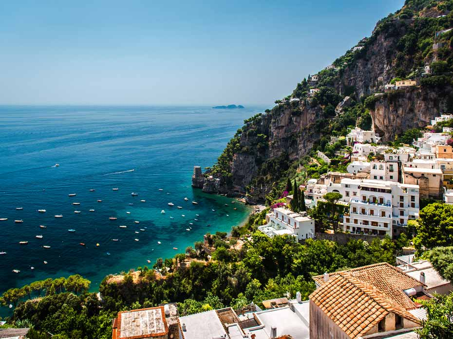 Bay of Positano